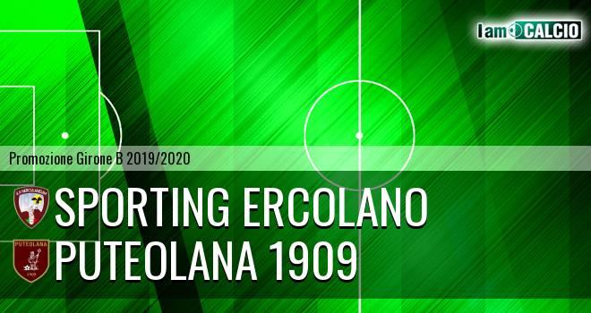 Sporting Ercolano - Puteolana 1909