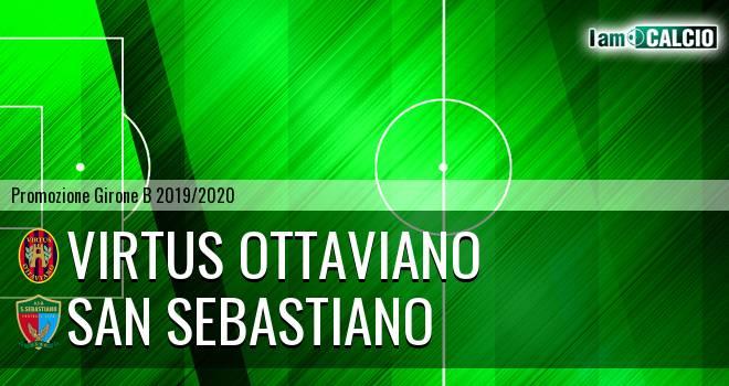 Virtus Ottaviano - San Sebastiano