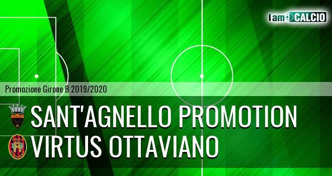 Sant'Agnello Promotion - Virtus Ottaviano