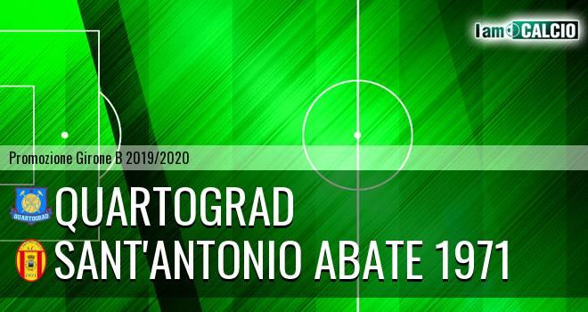 Quartograd - Sant'Antonio Abate 1971