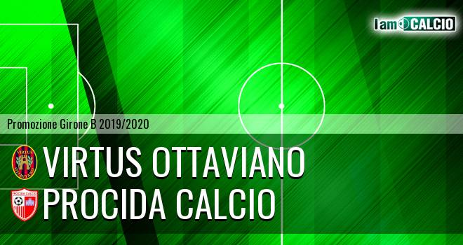 Virtus Ottaviano - Procida Calcio