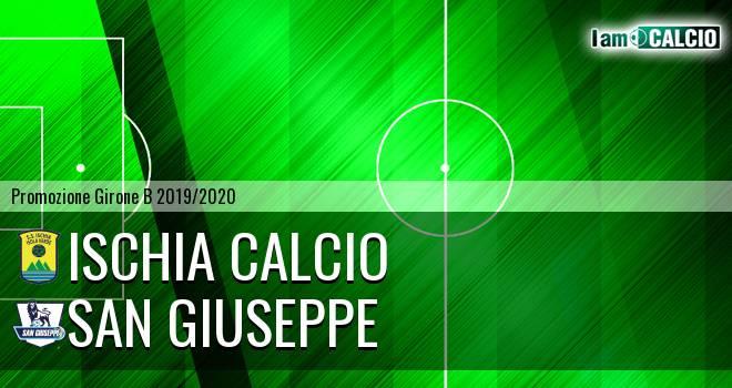 Ischia Calcio - San Giuseppe