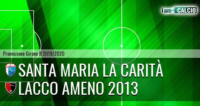 Santa Maria la Carità - Lacco Ameno 2013