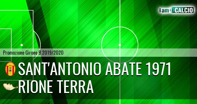 Sant'Antonio Abate 1971 - Rione Terra