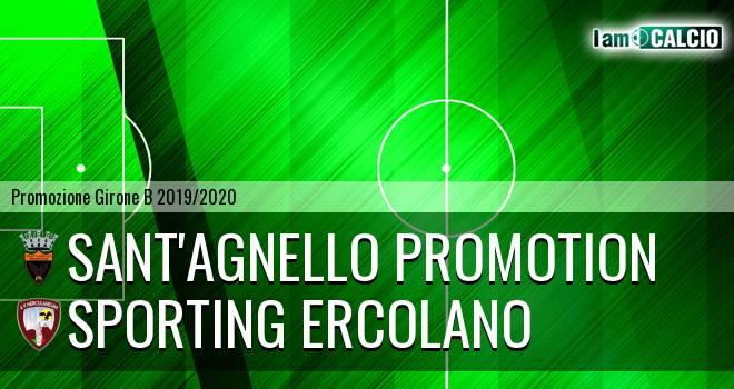 Sant'Agnello Promotion - Sporting Ercolano