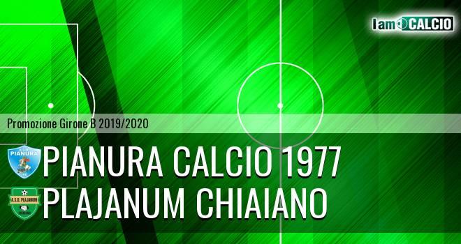 Pianura Calcio 1977 - Plajanum Chiaiano