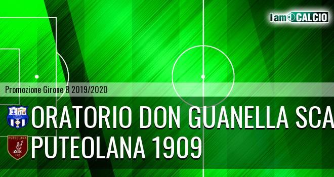 Oratorio Don Guanella Scampia - Puteolana 1909