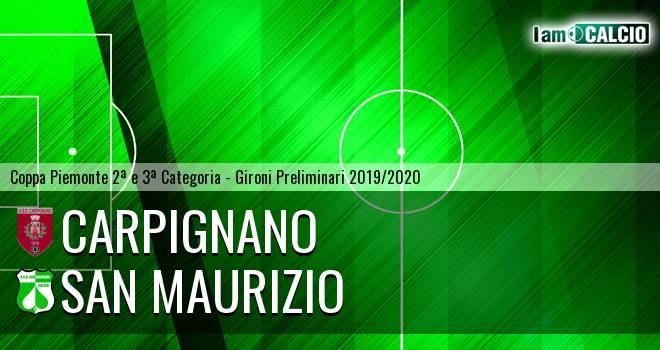 Carpignano - San Maurizio