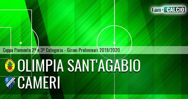 Olimpia Sant'Agabio - Cameri