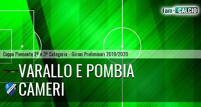 Varallo E Pombia - Cameri