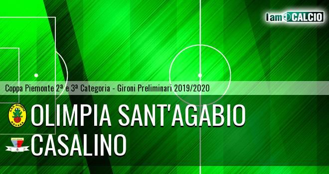 Olimpia Sant'Agabio - Casalino
