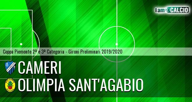 Cameri - Olimpia Sant'Agabio