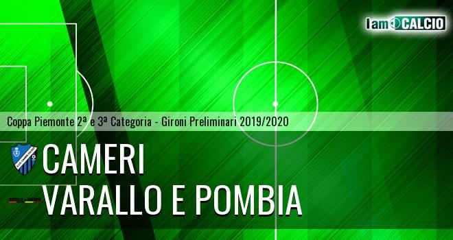 Cameri - Varallo E Pombia