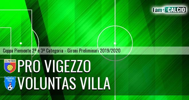 Pro Vigezzo - Voluntas Villa