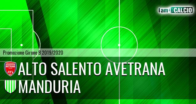 Avetrana Calcio - Manduria