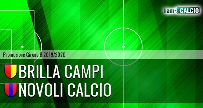 Brilla Campi - Novoli Calcio