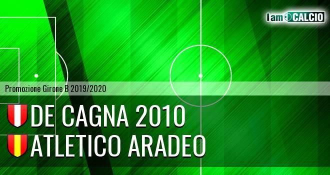 De Cagna 2010 - Atletico Aradeo