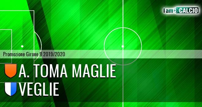 A. Toma Maglie - Veglie
