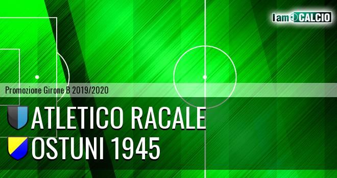 Atletico Racale - Ostuni 1945