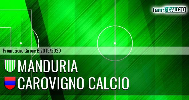 Manduria - Carovigno Calcio
