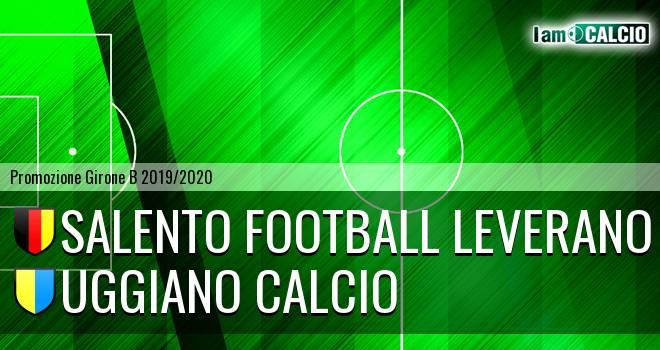 Salento Football Leverano - Uggiano Calcio
