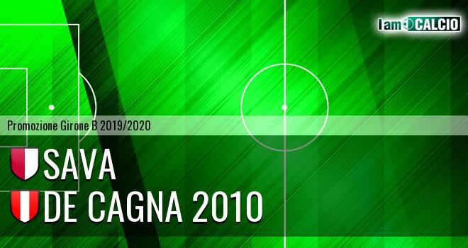 Sava - De Cagna 2010