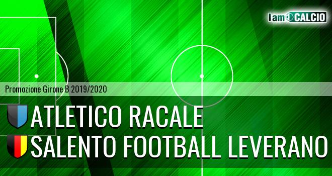 Atletico Racale - Salento Football Leverano