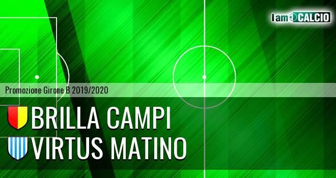 Brilla Campi - Virtus Matino