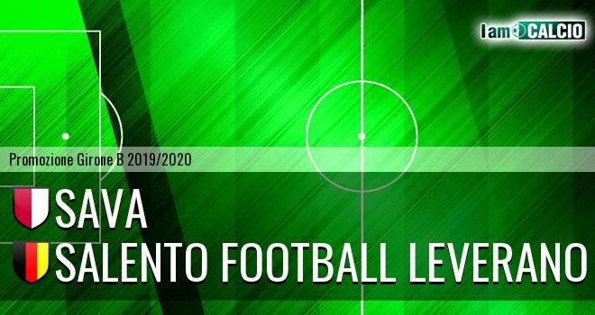 Sava - Salento Football Leverano