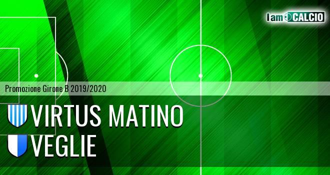 Virtus Matino - Veglie