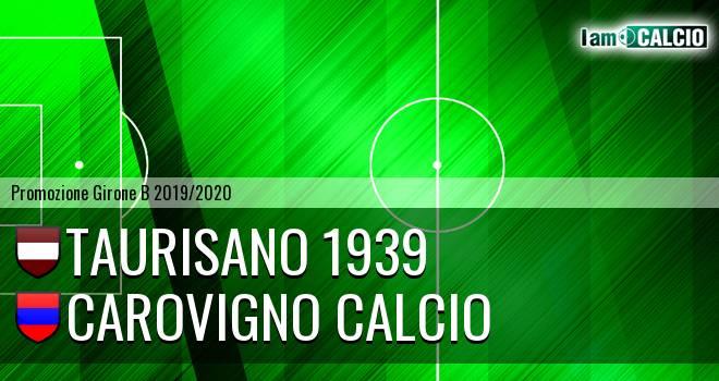 Taurisano 1939 - Carovigno Calcio