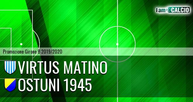 Virtus Matino - Ostuni 1945