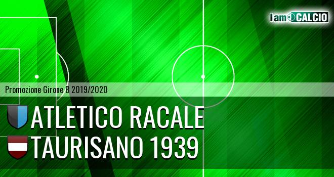 Atletico Racale - Taurisano 1939
