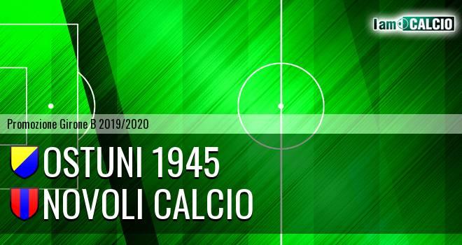 Ostuni 1945 - Novoli Calcio
