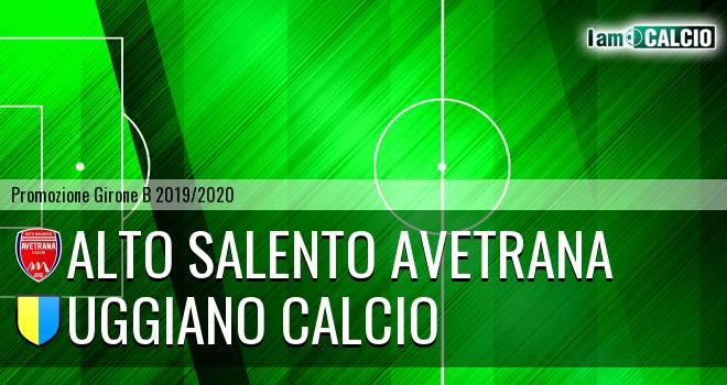 Alto Salento Avetrana - Uggiano Calcio