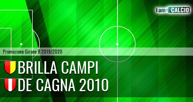 Brilla Campi - De Cagna 2010