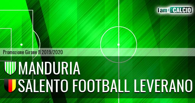 Manduria - Salento Football Leverano
