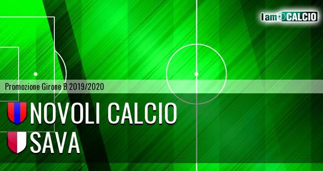 Novoli Calcio - Sava