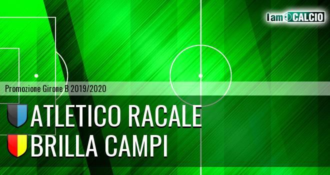 Atletico Racale - Brilla Campi
