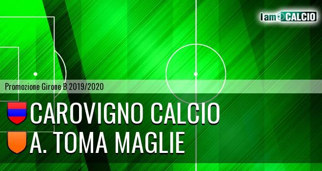 Carovigno Calcio - A. Toma Maglie