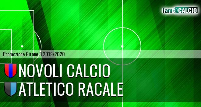 Novoli Calcio - Atletico Racale