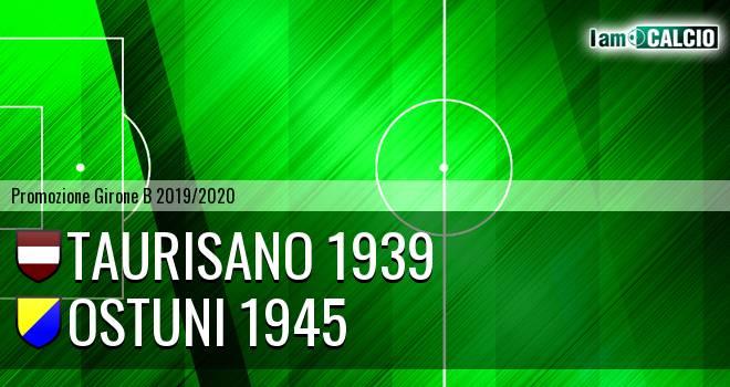 Taurisano 1939 - Ostuni 1945
