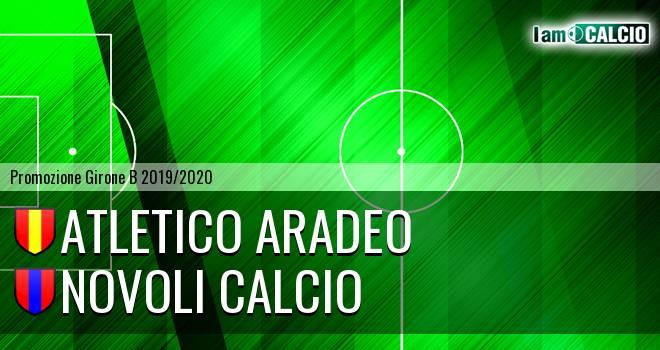 Atletico Aradeo - Novoli Calcio