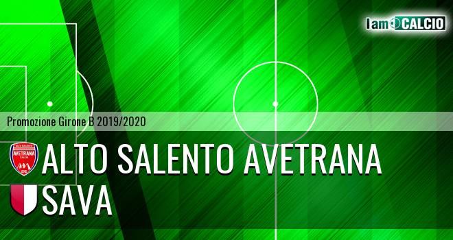 Alto Salento Avetrana - Sava