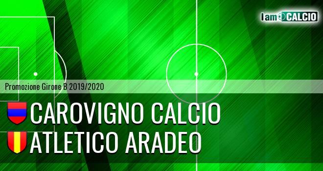 Real Carovigno - Atletico Aradeo