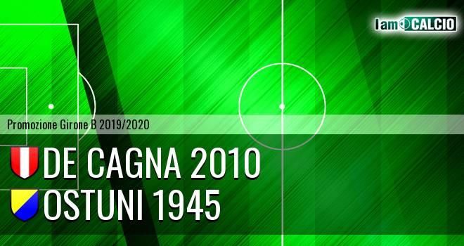 De Cagna 2010 - Ostuni 1945