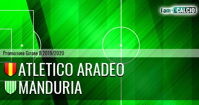 Atletico Aradeo - Manduria