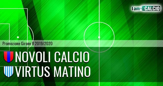 Novoli Calcio - Virtus Matino