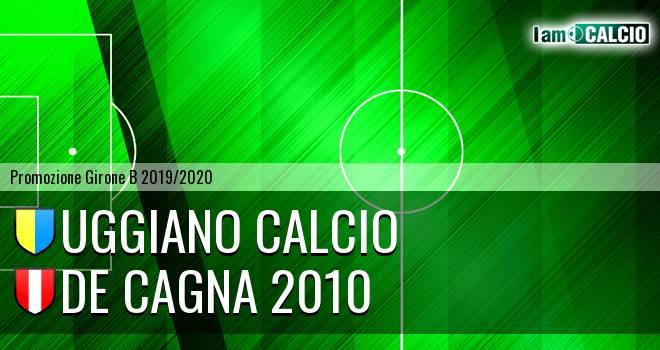 Uggiano Calcio - De Cagna 2010