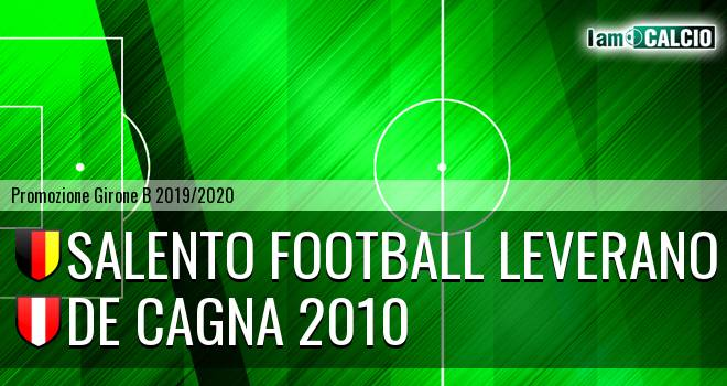 Salento Football Leverano - De Cagna 2010